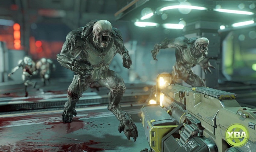 DOOM Just Got Two New Modes & They're Totally Free! - Xbox