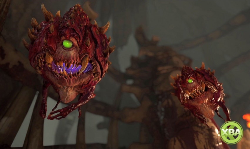 DOOM Eternal Announced; More To Come At QuakeCon