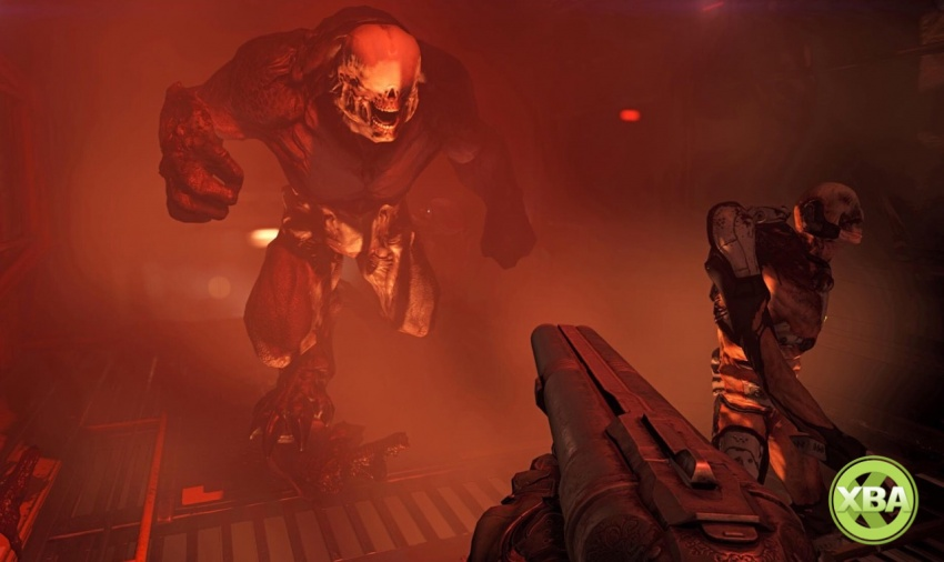DOOM nets big 6.66 update, goes free to play for the weekend