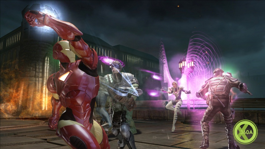E3 2009: Marvel Ultimate Alliance 2 Preview - When Superheroes