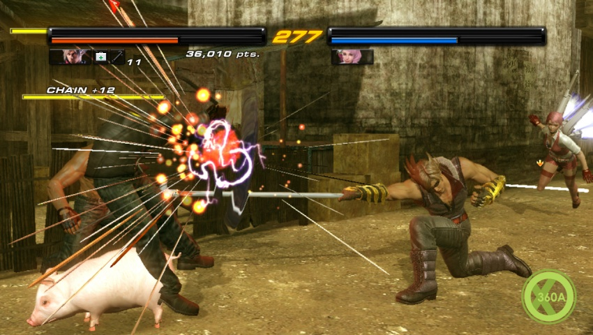 Xboxachievements Com Tekken 6 Screenshot 9 Of 138