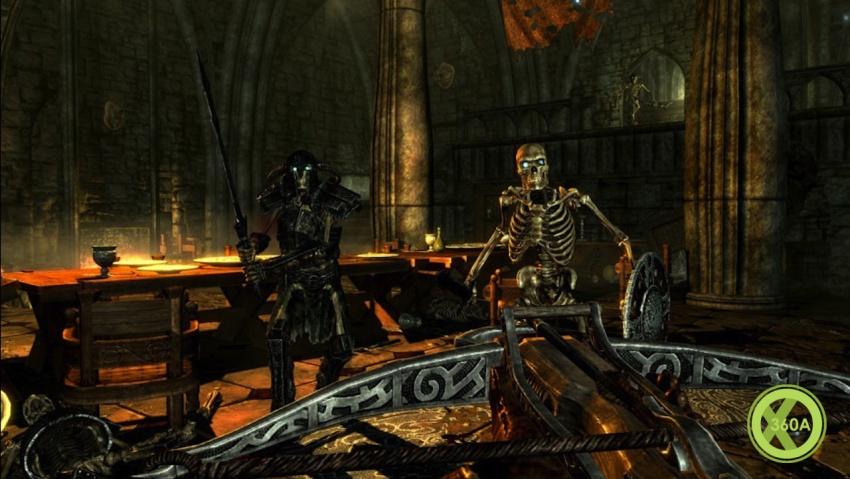 E3 2012: The Elder Scrolls V: Skyrim's Dawnguard DLC Hands