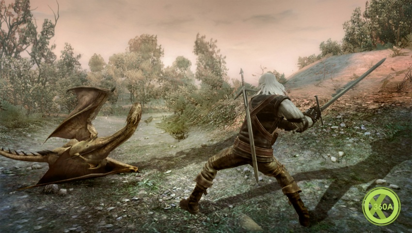 The witcher 2: assassins of kings enhanced edition gameplay youtube