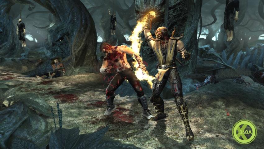 mortal kombat 9 scorpion alternate. Mortal Kombat Getting Klassic