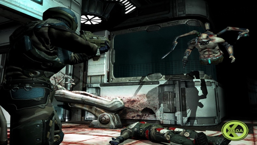 Quake 4 To Be Re-Issued This June - Xbox One, Xbox 360 News
